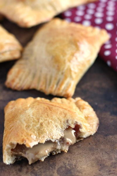 Peanut Butter & Jelly Hand Pies