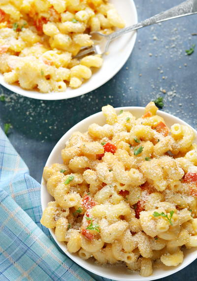 Copycat Hard Rock Cafe Twisted Mac and Cheese