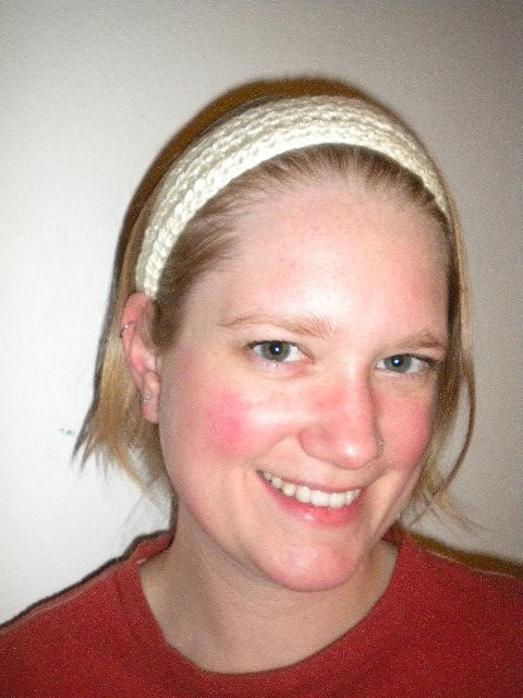 Simple One Skein Headband
