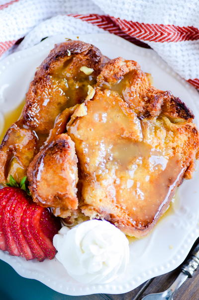 Kneaders Chunky French Toast Copycat