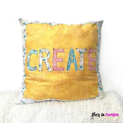 Create Pillow