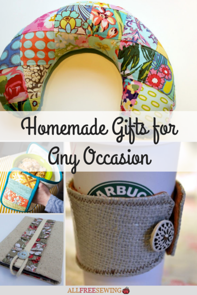 11 Homemade Gifts For Any Occasion
