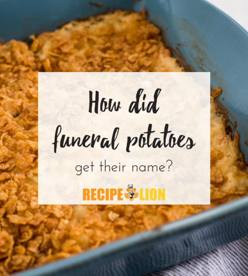 What are Funeral Potatoes