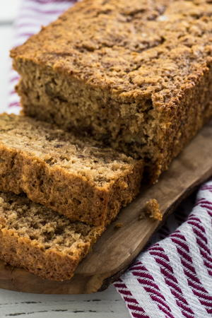 Date Nut Loaf from Van de Kamps