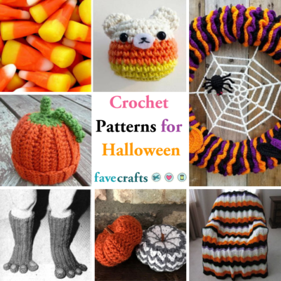 42 Free Halloween Crochet Patterns