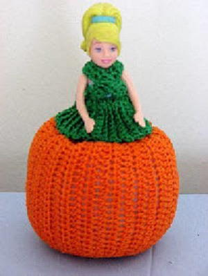 Cute Polly Pumpkin