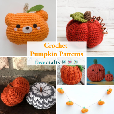 Crochet Pumpkin Patterns