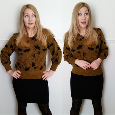 DIY Sweater Dress Tutorial