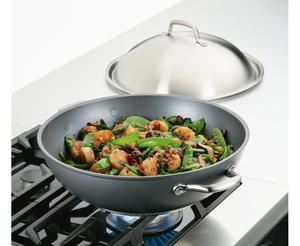 "Anolon Accolade 13.5"" Wok Giveaway"