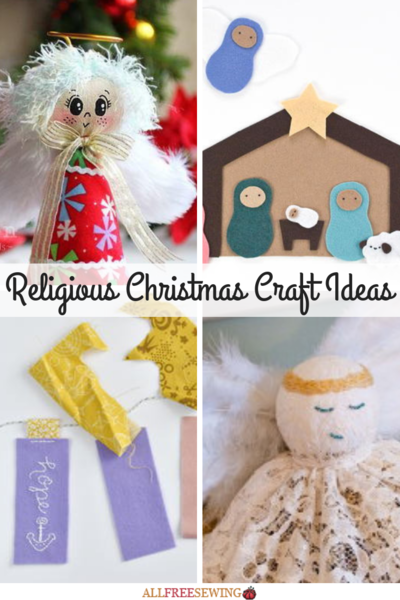 15+ Religious Christmas Craft Ideas
