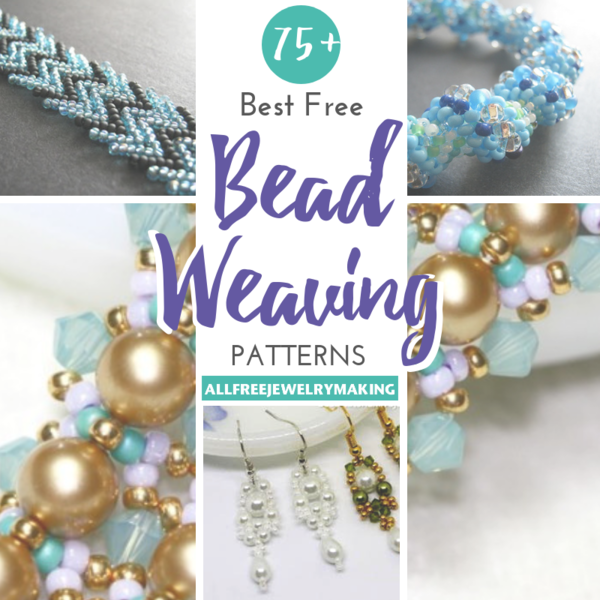 75+ Best Free Bead Weaving Patterns
