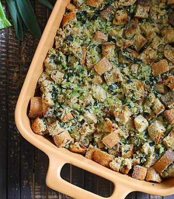 Mom's Favorite Stuffing