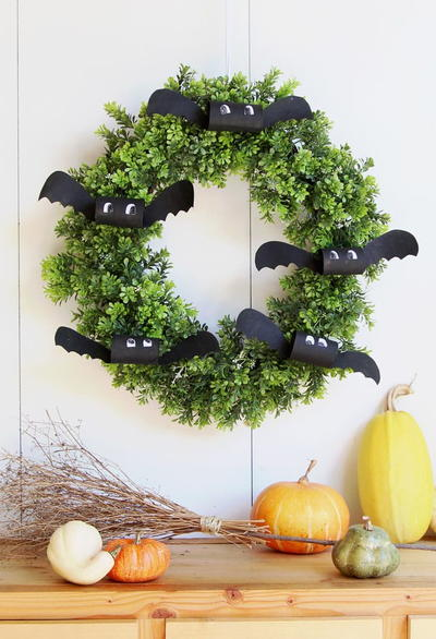 Magical 5 Minute Halloween Bats