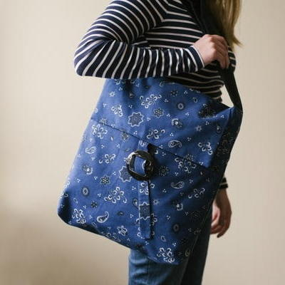 10-Minute Messenger Bag