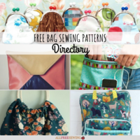 Free Bag Sewing Patterns Directory
