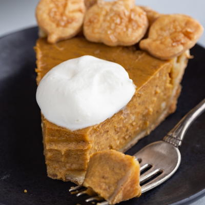 Everyone's Favorite Pumpkin Pie