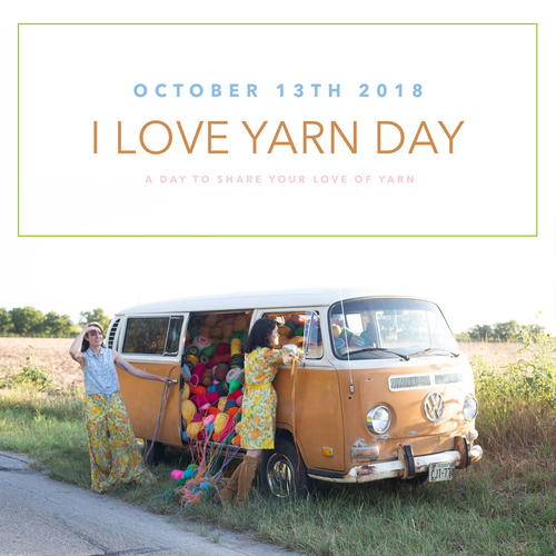 Ways to Celebrate I Love Yarn Day