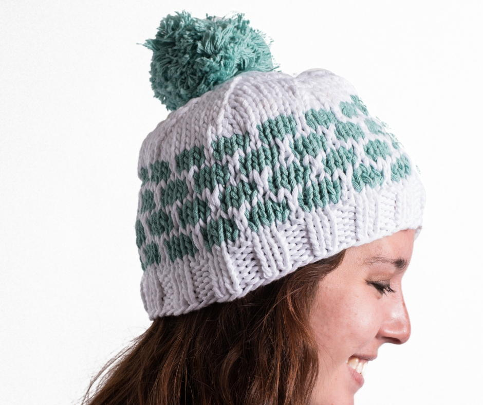 4e94227adcf2e 66+ Knit Hat Patterns for Winter | AllFreeKnitting.com