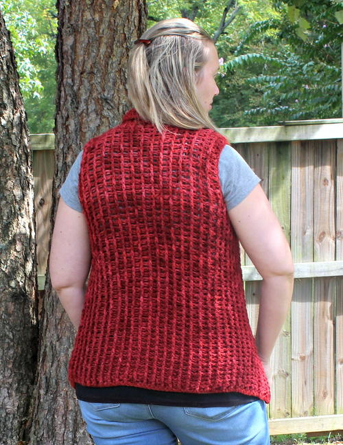 Colors of Fall Vest
