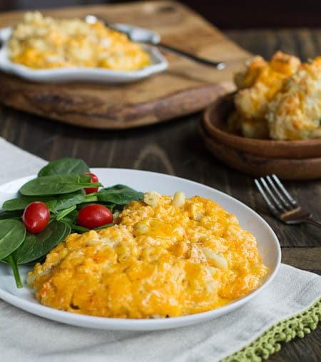 Trisha Yearwood's Slow Cooker Macaroni and Cheese Recipe