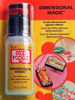 Mod Podge Dimensional Magic Pendant Kit Giveaway