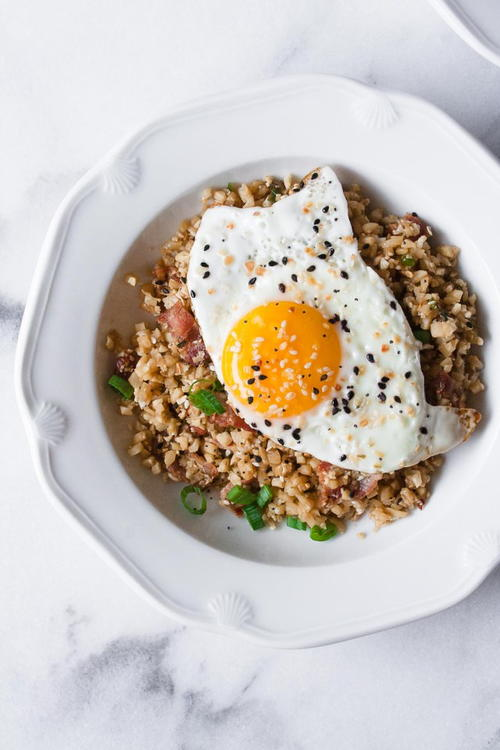 Whole30 Breakfast Fried Rice