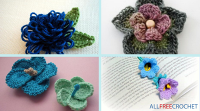 Eternal Blooms: 21 Winter Crochet Flower Patterns