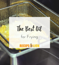The Best Oil for Frying