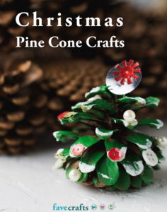 14 Christmas Pine Cone Crafts