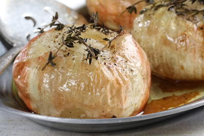 Roasted Sweet Onions