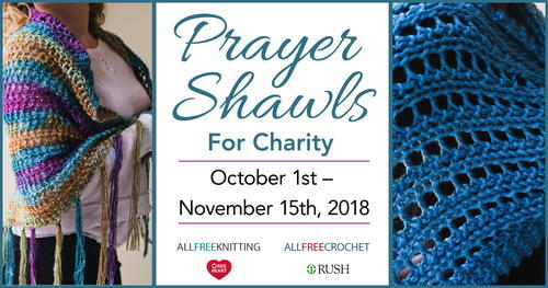 Prayer Shawls for Charity Drive 2018