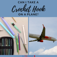 Can I Take a Crochet Hook on a Plane?