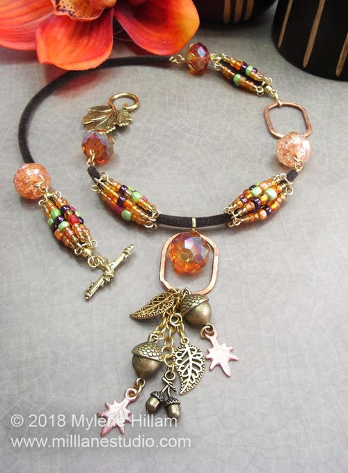 Bountiful Harvest Necklace