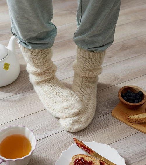 Relaxation Slipper Socks
