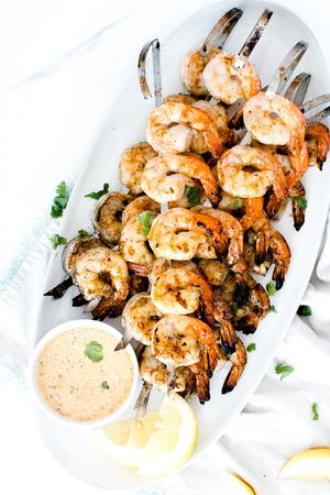Copycat Outback Steakhouse Shrimp on the Barbie