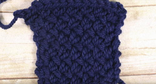 How to Knit the Diagonal Basketweave Stitch