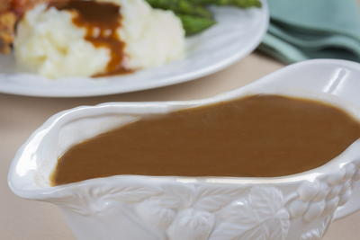 Back-to-Basics Brown Gravy
