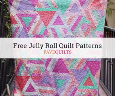 image regarding Baby Quilt Patterns Free Printable called 45 Free of charge Jelly Roll Quilt Models