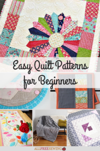 45+ Easy Quilt Patterns for Beginners