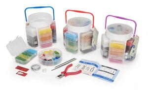 Darice Glass Beading Kit
