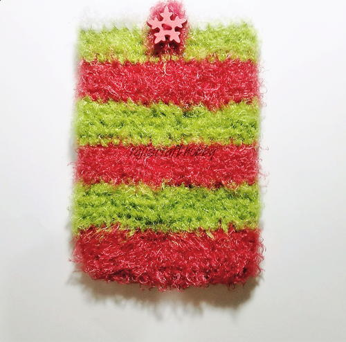 Christmas Themed Mobile Pouch