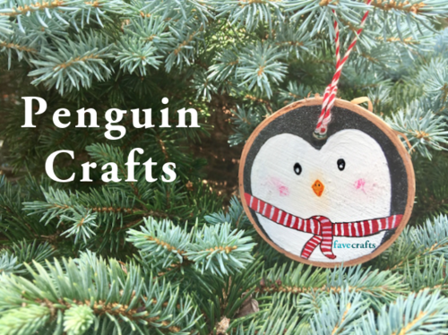 13 Penguin Crafts