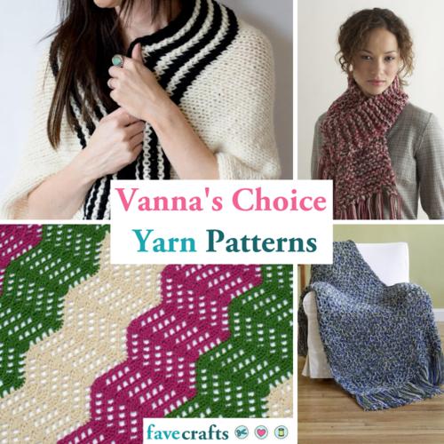 032dbe62690b 12+ Vanna s Choice Yarn Patterns