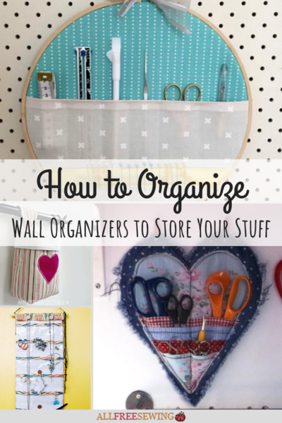 How to Organize 14 Wall Organizers to Store Your Stuff
