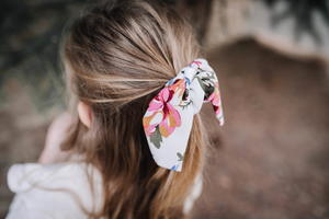 Hair Scrunchie Tutorial