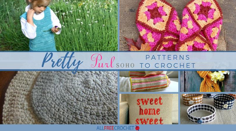 44bc4bdde25 18 Pretty Purl Soho Patterns to Crochet