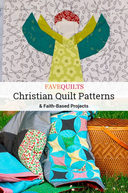 Free Christian Quilt Patterns