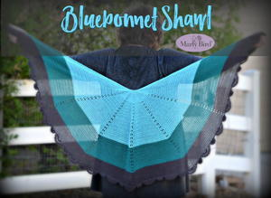 Bluebonnet Shawl