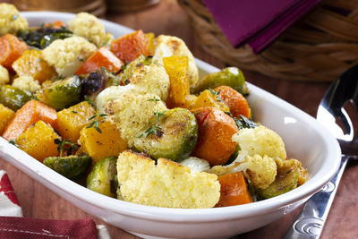 Mouth-Watering Oven Roasted Veggies