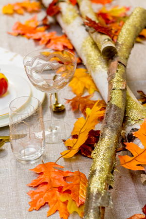 Glam Glitter Branches for Centerpieces